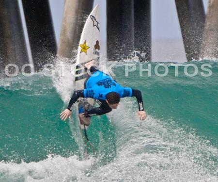 Surfing US Open At Huntington Beach Pier LAS-13sm
