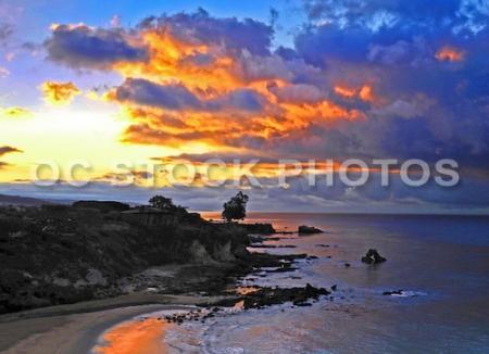 Corona Del Mar at Sunrise