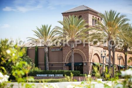 Woodbury Town Center in Irvine California
