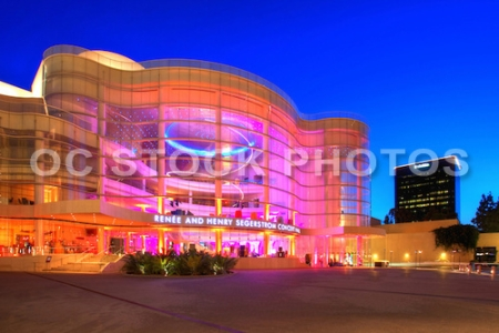 Renee and Henry Segerstrom Concert Hall Orange County California