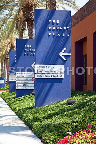 The Tustin/Irvine Market Place