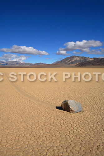 Race Track at Death Valley National Park