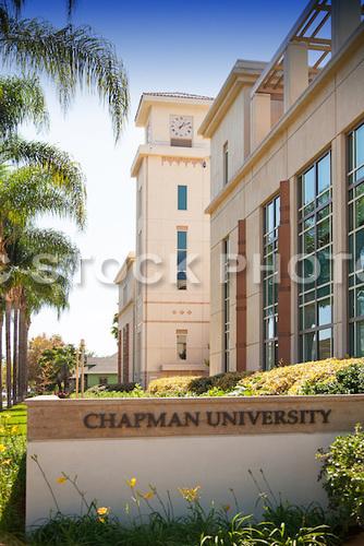 Donald P. Kennedy Hall Chapman University in Orange County California